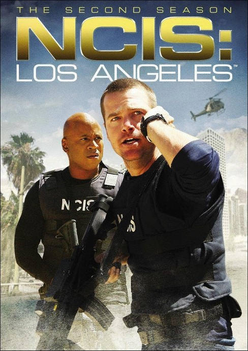 NCIS: Los Angeles - The Second Season [6 Discs] - image 1 of 1