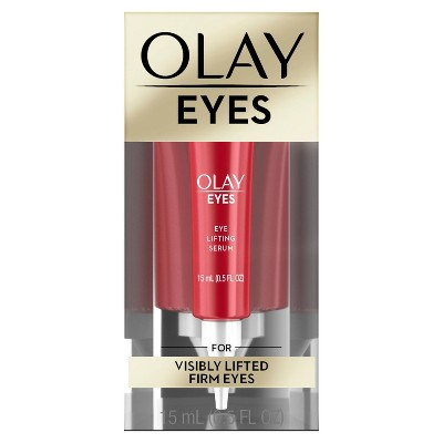 Olay Eyes Eye Lifting Serum for Visibly Lifted Firm Eyes - 0.5 fl oz