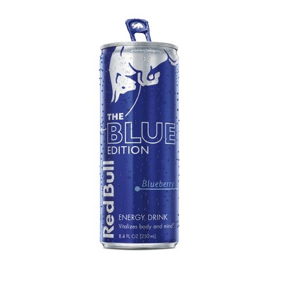 Red Bull Blue Edition - 8.4 fl oz Can