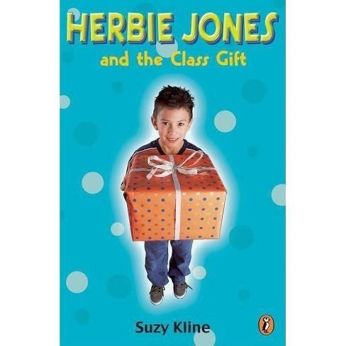 Herbie Jones and the Class Gift - (Herbie Jones (Paperback)) by  Suzy Kline (Paperback) - image 1 of 1