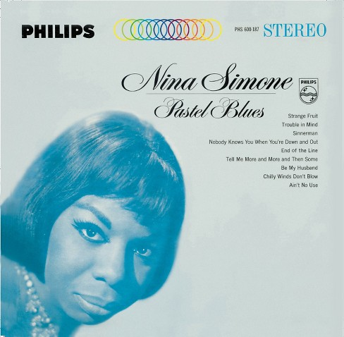 Nina Simone - Pastel Blues (Vinyl) - image 1 of 1
