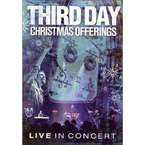 Third Day: Christmas Offerings (DVD) - image 1 of 1
