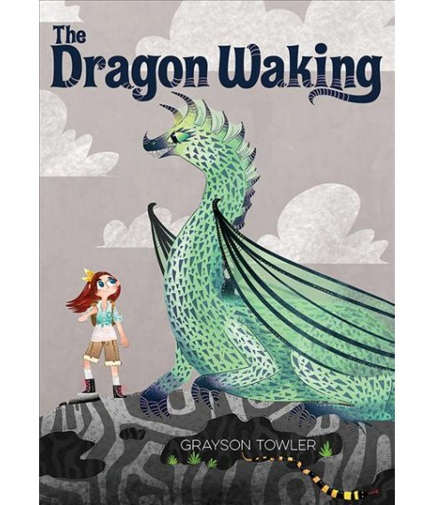 Dragon Waking (Reprint) (Paperback) (Grayson Towler) - image 1 of 1