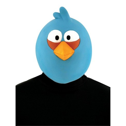 Paper Magic Group Angry Birds Blue Bird Latex Costume Mask - image 1 of 1