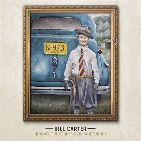 Bill Carter - Innocent Victims And Evil Companions (CD) - image 1 of 1
