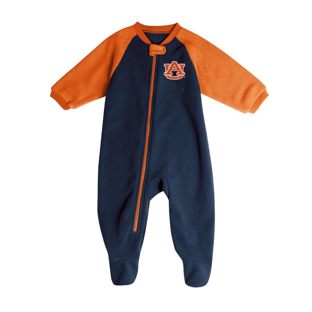 Auburn Tigers Baby Boys' Long Sleeve Blanket Sleeper - 6-9M, Multicolored
