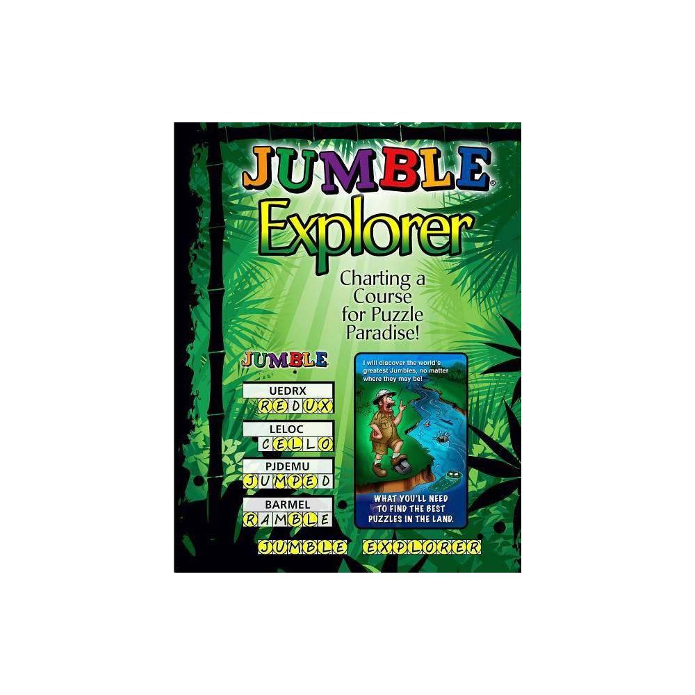 Jumble Explorer Jumble Triumph Books By Jeff Knurek Mike Argirion David L Hoyt Paperback
