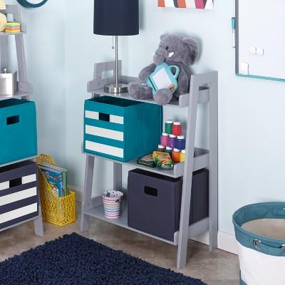 RiverRidge® 2pc Folding Storage Bin Set   Turquoise : Target