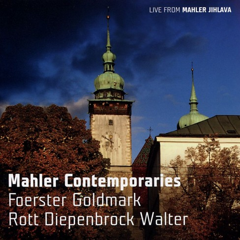 Various - Mahler:Contemporaries (CD) - image 1 of 1