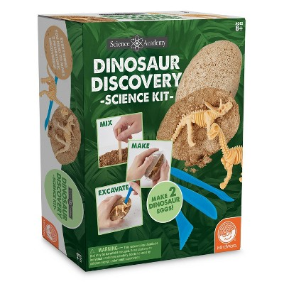 Mindware Science Academy Dinosaur Discovery Science Kit