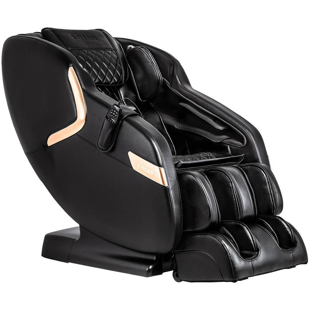 Image of Titan Luca V Massage Chair Black - Titan