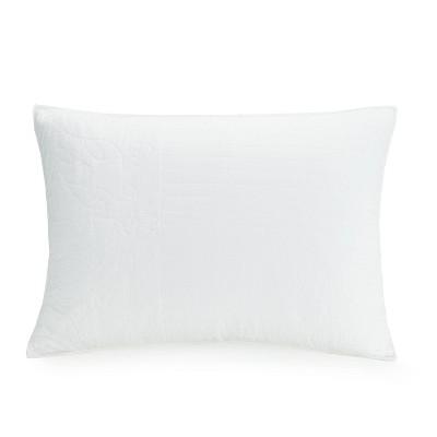 Standard Laos Lily Pillow Sham White - Vera Bradley
