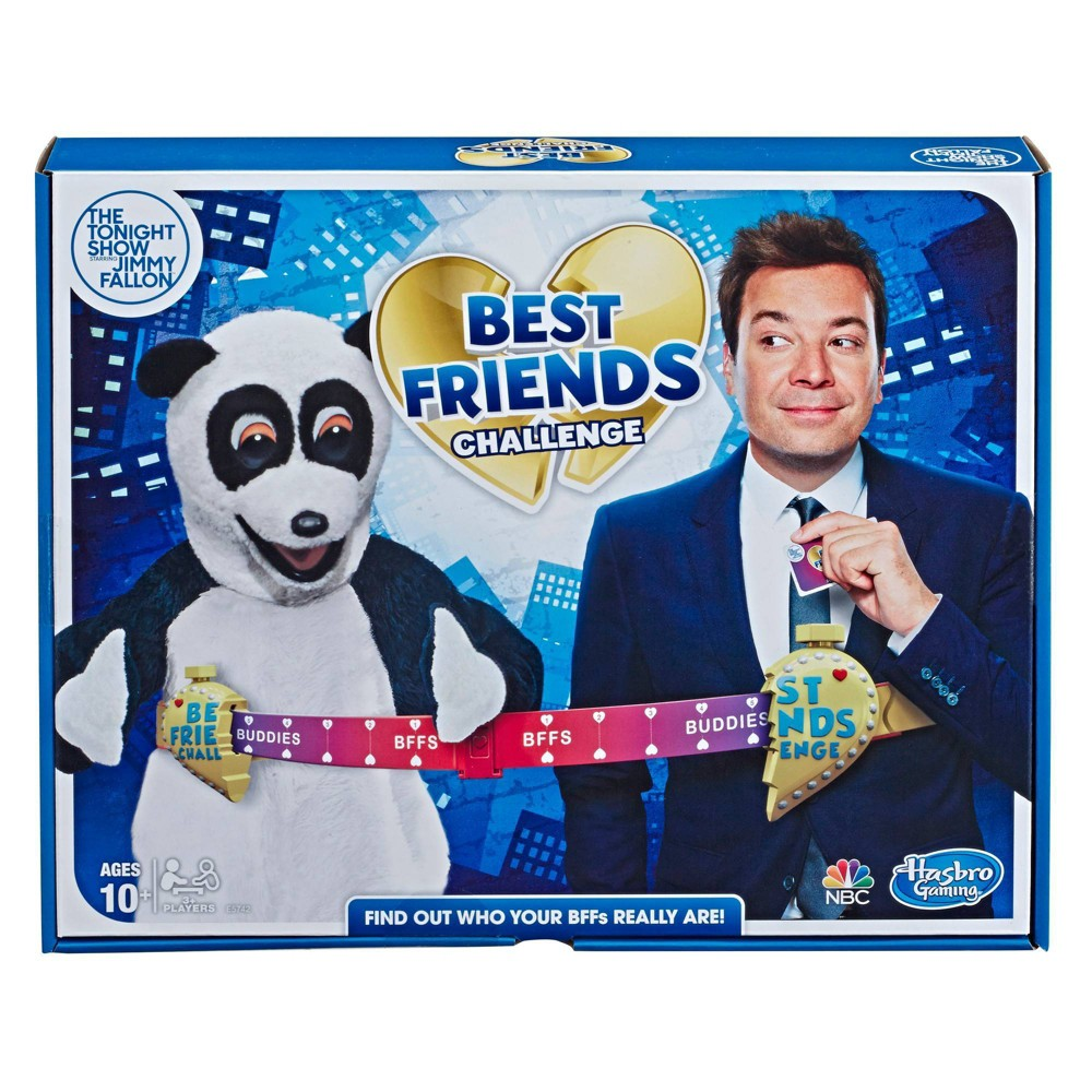 Tonight Show - Best Friends Challenge Board Game was $13.99 now $6.99 (50.0% off)
