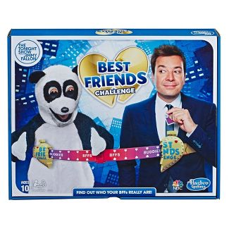 Tonight Show - Best Friends Challenge Board Game