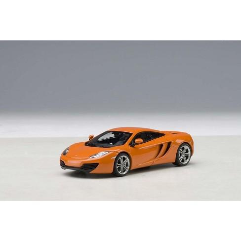 Mclaren MP4-12C Metallic Orange 1/43 Diecast Car Model by Autoart - image 1 of 4