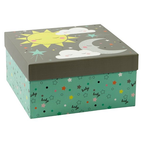 Moon And Sun Gift Box - Spritz™ - image 1 of 1
