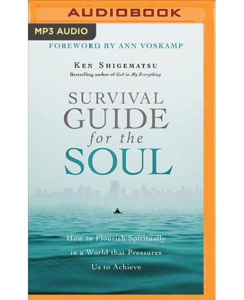Survival Guide for the Soul : How to Flourish Spiritually in a World That Pressures Us to Achieve - image 1 of 1