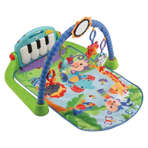 Fisher-Price Kick and Play Piano Gym - image 1 of 9