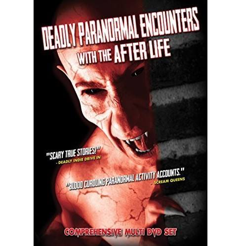 Deadly Paranormal Encounters (DVD) - image 1 of 1