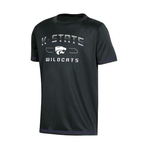 NCAA Boy s Poly T-Shirt Kansas State Wildcats   Target 4e66194da326