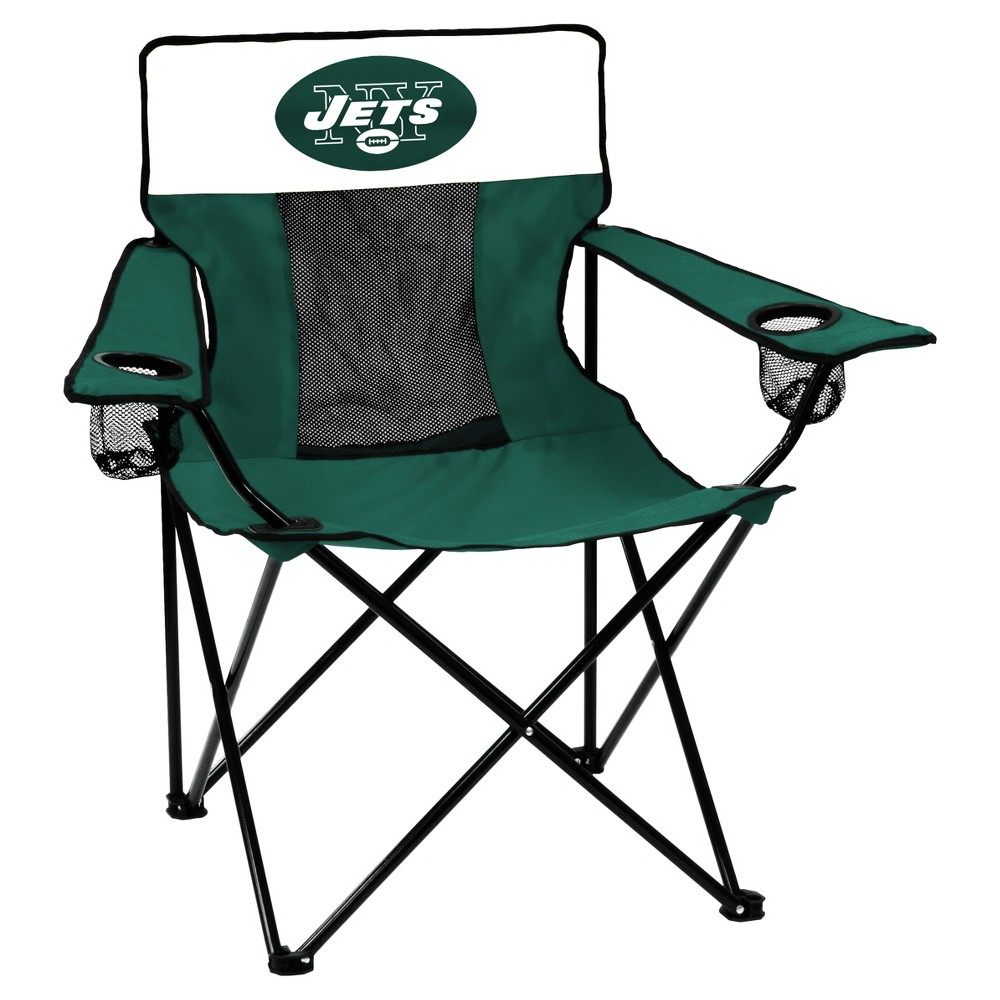 NFL New York Jets Elite Portable Quad Chair