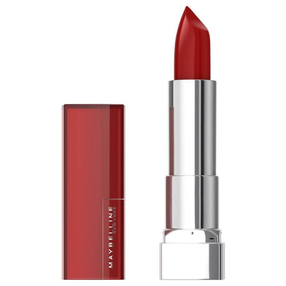 Image of Maybelline Color Sensational Cremes Lipstick Wine Rush - 0.14oz