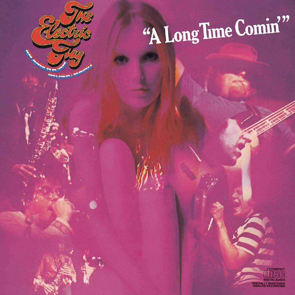 Electric Flag Long Time Comin Cd
