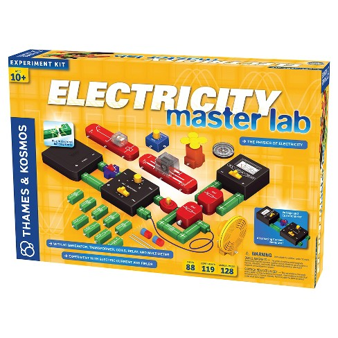 Thames & Kosmos Science Experiment Kit Electricity Master Lab - image 1 of 3