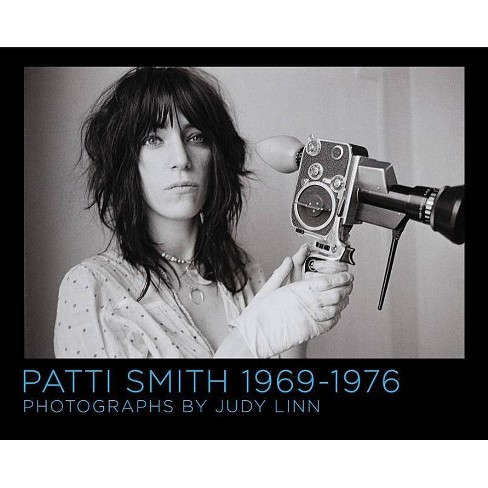 Patti Smith 1969-1976 - by  Judy Linn (Hardcover) - image 1 of 1