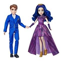 Disney Descendants 3 Royal Couple Engagement Doll 2pk