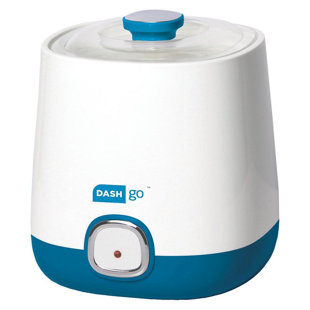Dash 1qt Compact Bulk Yogurt Maker - Blue