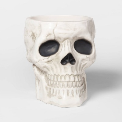 Skull Halloween Serving Bowl - Hyde & EEK! Boutique - Hyde and Eek! Boutique™