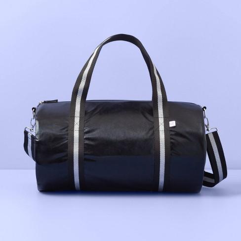 Girls' Duffel Bag - More Than Magic™ Black - image 1 of 3