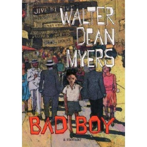 Bad Boy - by  Walter Dean Myers (Paperback) - image 1 of 1