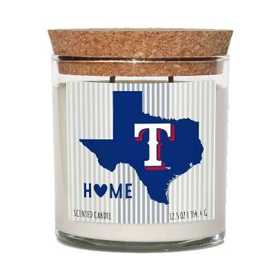 MLB Texas Rangers Home State Candle