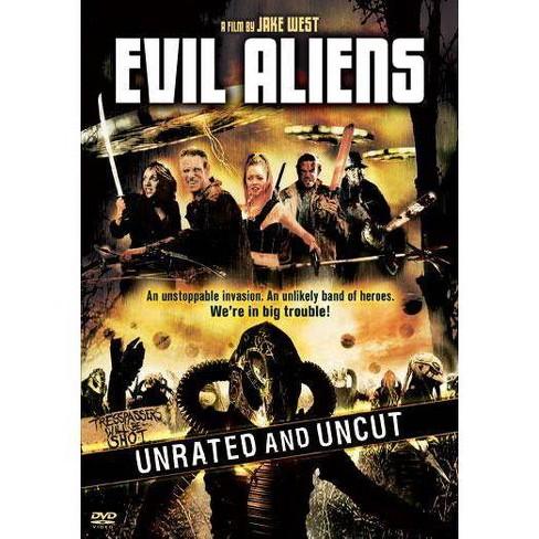 Evil Aliens (DVD) - image 1 of 1