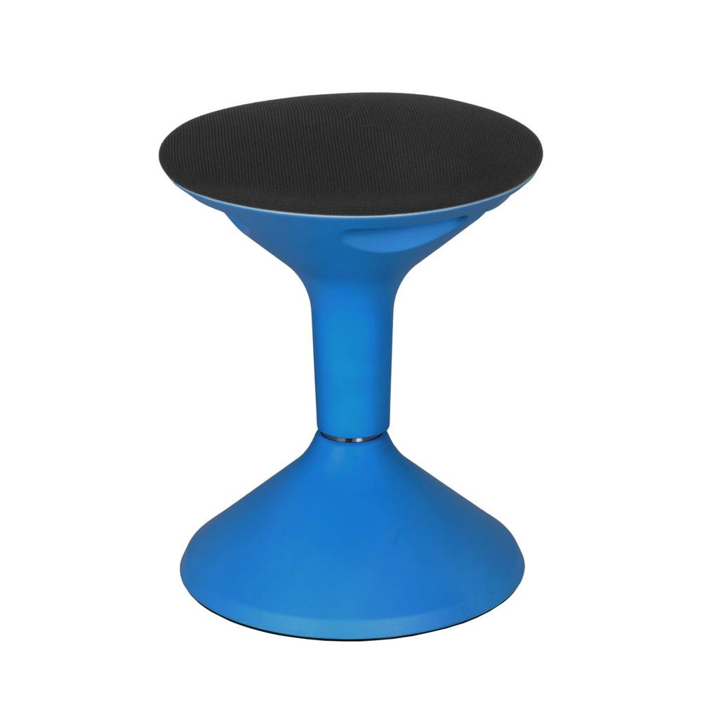 Image of Grow Height Adjustable Wobble Stool Blue - Regency