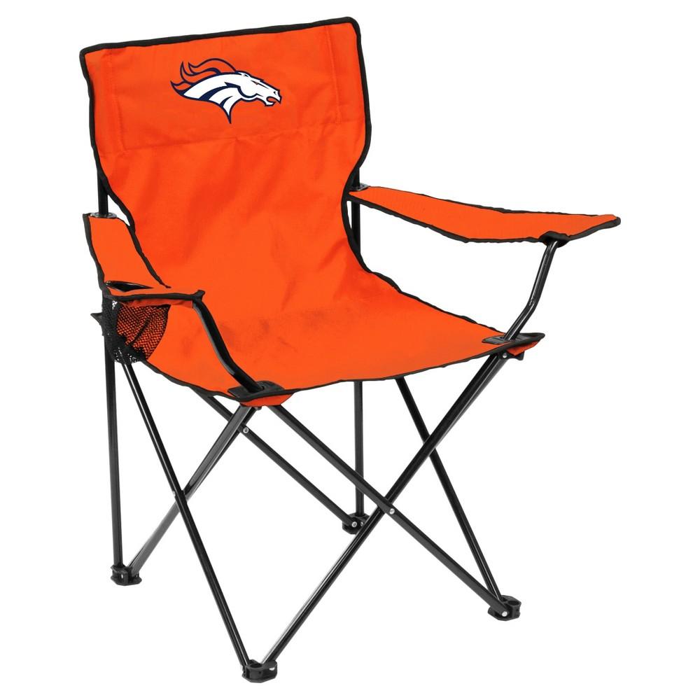 NFL Denver Broncos Portable Quad Chair