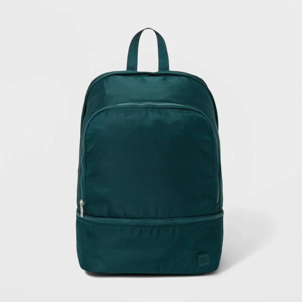 Nylon Backpack - JoyLab Green