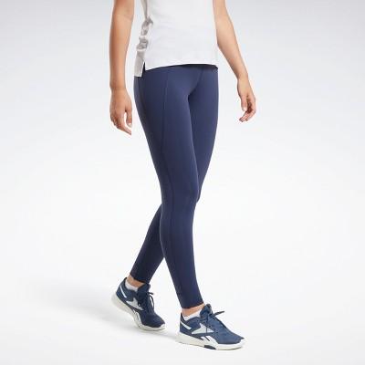 Reebok Lux High-Rise 2 Leggings Womens Athletic Leggings