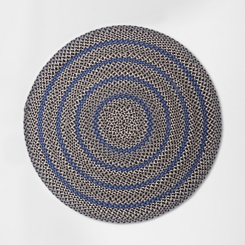 "36"" Braided Circle Accent Rug - Pillowfort™ - image 1 of 3"