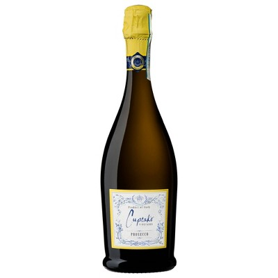 Cupcake Vineyards Prosecco Sparkling White Wine - 750ml Bottle