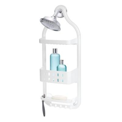 Cade Shower Caddy White - iDESIGN
