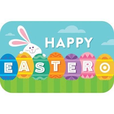 Easter Egg Bunny Univ GiftCard $200