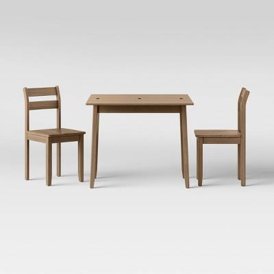 3pc Expandable Dining Table Set - Threshold™