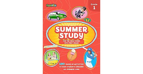 Summer Study, Grade 1 (Paperback) - image 1 of 1