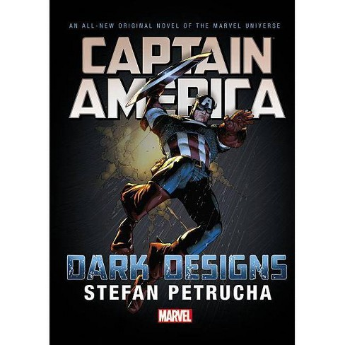 Captain America - (Hardcover) - image 1 of 1