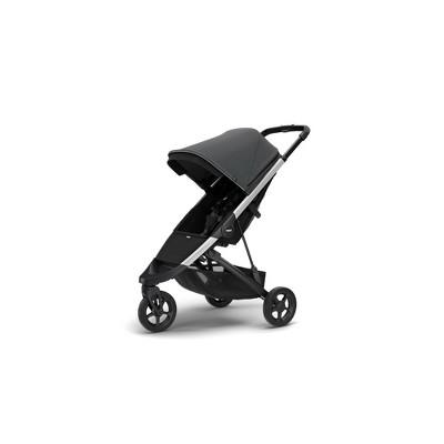 Thule Spring Aluminum Frame Stroller - Dark Shadow/Gray