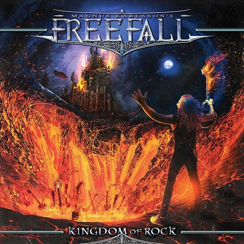 Free fall - Kingdom of rock (CD) - image 1 of 1