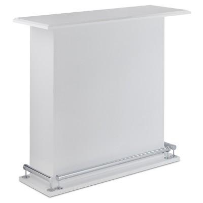 Pub Bar Height Table White - Acme Furniture